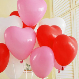 Helium balloon latex