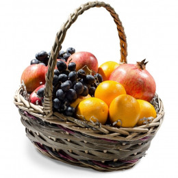 Fruit Basket No. 3
