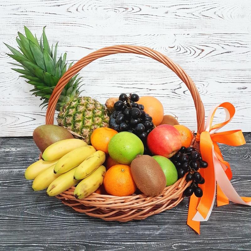 Canasta de frutas no 6
